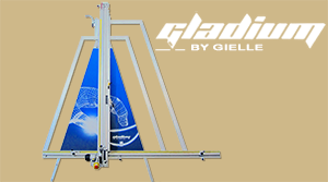 Gielle GLADIUM multifunctional vertical cutting equipments
