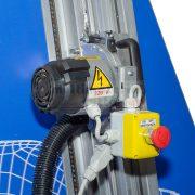 REBEL motoros fűrész (Gladium 160 opció)