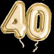 40 évesek lettünk… - ünnep, játék, akció