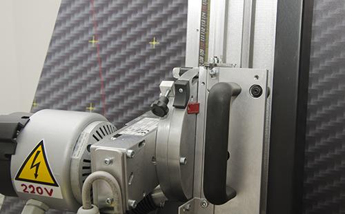 profi vertikális vágógép motoros körfűrésszel